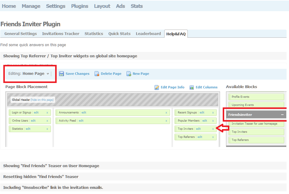 Friends Inviter / Contacts Importer plugin for SocialEngine