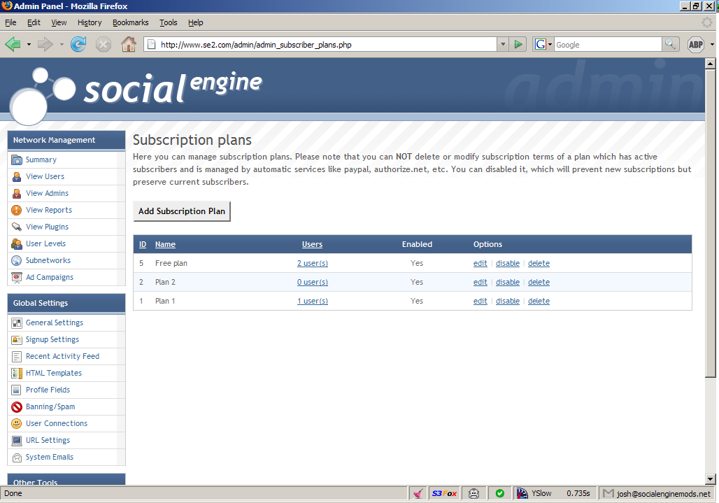 Dating plugin for socialengine
